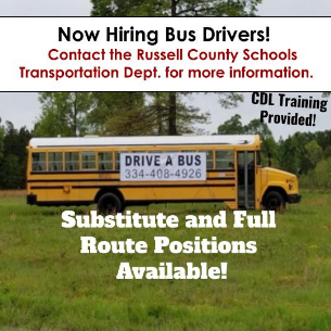 Bus Driver Positions