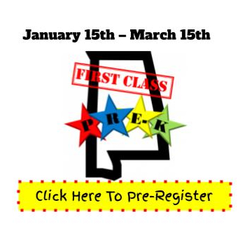 Pre-K Registration    2020-2021 School Year