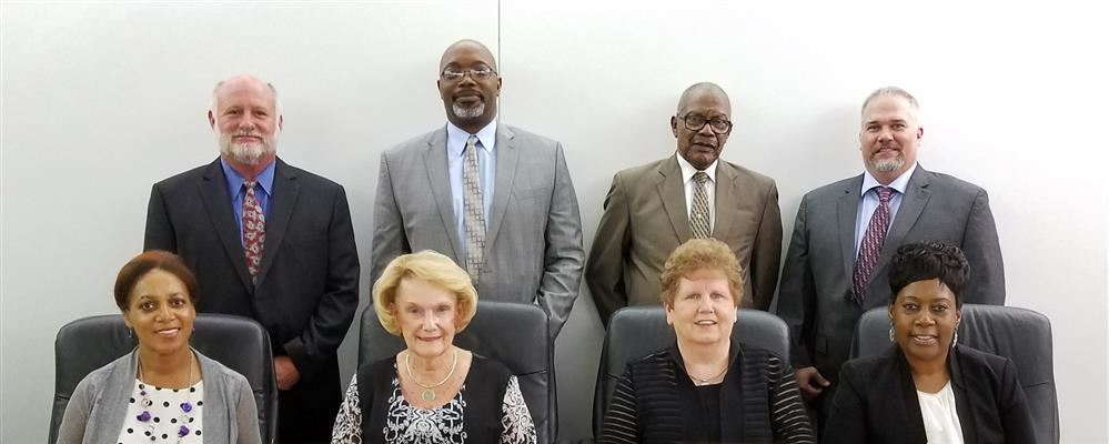 Board Member's Group photo